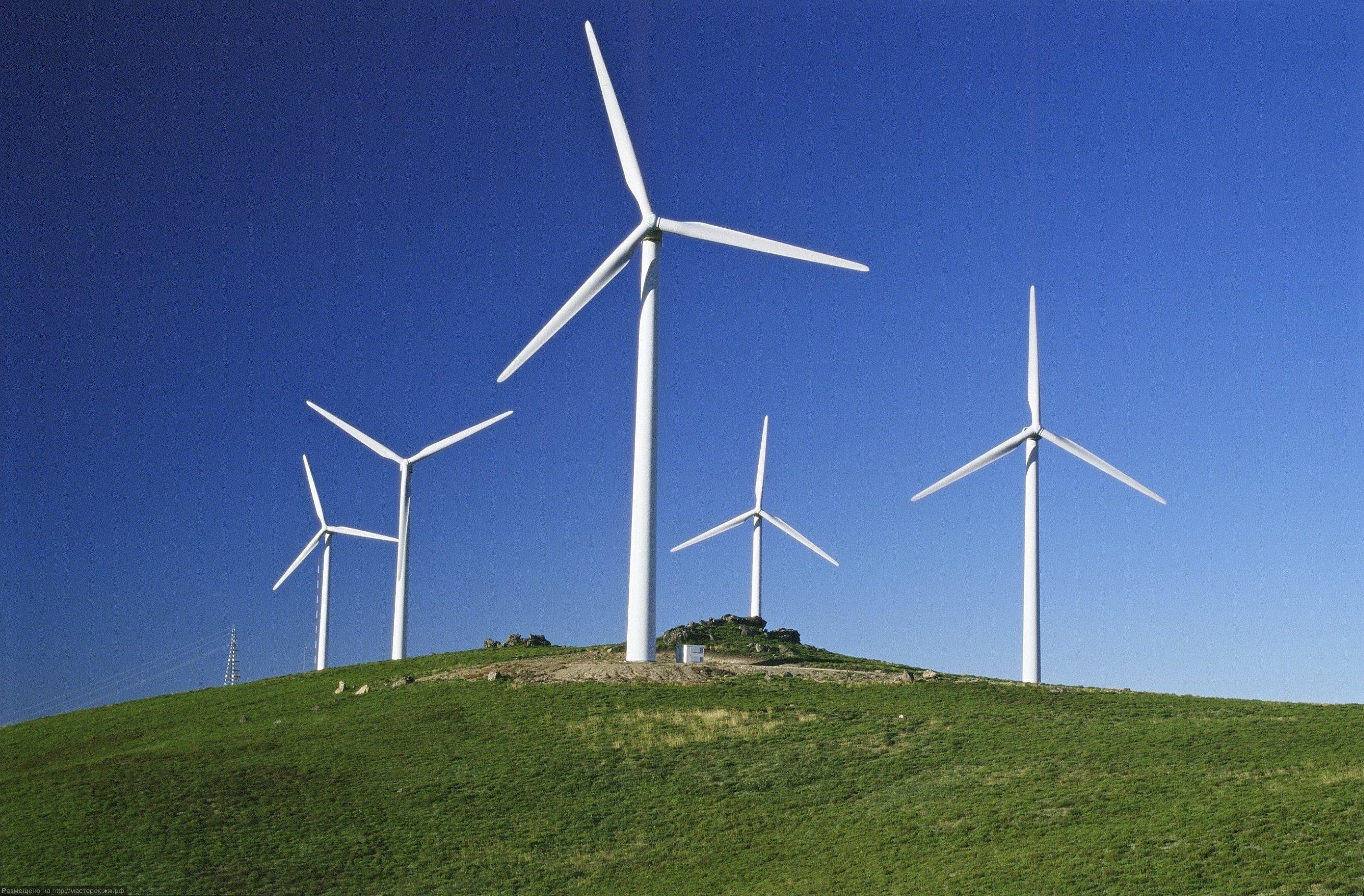 ветровой энергетики